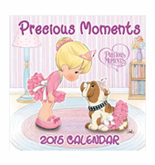 2015-16 Illustrated Wall Calendar