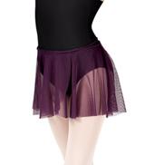 Child Mesh Wrap Skirt