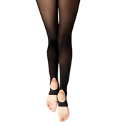 Adult Hold & Stretch Stirrup Tights