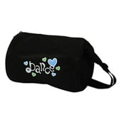 Dancing Hearts Duffle