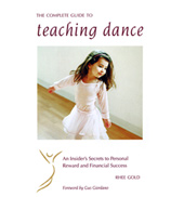 The Complete Guide to Teaching Dance Hard Cover Book
