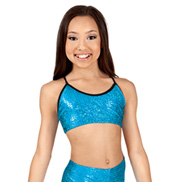 Girls Camisole Bra Top with Binding