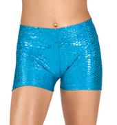 Girls 2 Inseam Dance Short