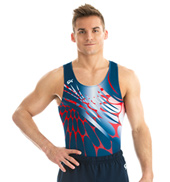 Boys Sublimated Competition Tank Top