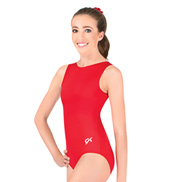 Adult Basic Nylon Spandex Leotard