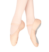 Adult Gracie Full Sole Ballet Slippers