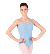 Adult Cotton Camisole Leotard