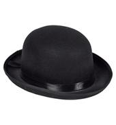 12-Pack Premium Felt Bowler Hats