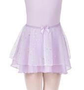 Girls Hologram Dot Pull-On Skirt