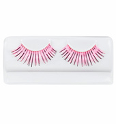 Pink & Hot Pink Stage Eyelashes