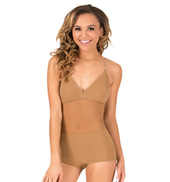 Adult Camisole Shorty Unitard Undergarment