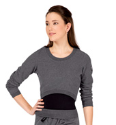NYCB Terrylicious Crop Top