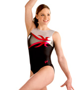 Child Cherry Splash Leotard