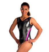 Child Steel Mystique with Pink Leotard