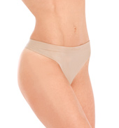 Adult Seamless Low Rise Thong