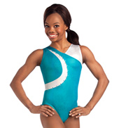 Girls Boomerang Blues Tank Leotard