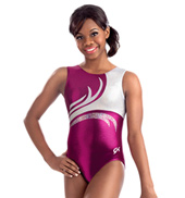 Girls Sangria Blush Tank Leotard