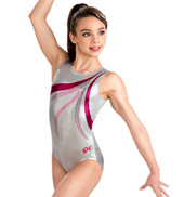 Girls Delicate Sterling Tank Leotard