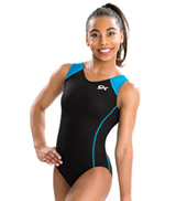 Girls GymTek Cool Air Tank Leotard