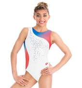 Girls Enduring Freedom Tank Leotard