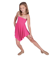 Child Half Drape Skirt