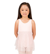 Girls Empire Waist Tank Dress