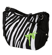 Wild Ones Zebra Large Tote