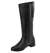 Adult Dallas Knee High Boot Black