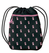 Ballet Shoes Drawstring Backpack