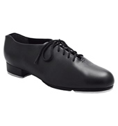 Girls Tic Tap Toe Lace-Up Tap Shoes