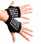 Metal Studded Glove