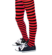 Child Striped Tights