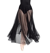 Adult Chiffon Skirt
