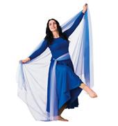 Worship Chiffon Dance Drape