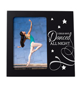 I Could Have Danced Picture Frame