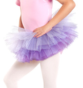 Girls Ombre Sparkle Tutu