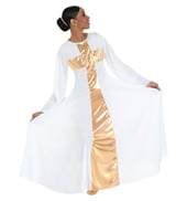 Womens Worship Long Cross Dress