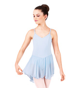 Child Trestle Back Dance Dress
