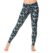 Adult Printed Dance Leggings