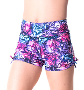 Teen Cassie Printed Dance Shorts