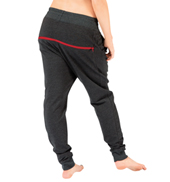 Adult Zipper Harem Pant