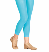 Adult Crop Tights Solid