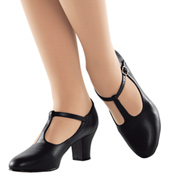 dult Broadway T-Strap with 2 Heel
