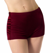 Adult Two-Tone Dance Short
