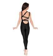 Adult Elastic Back Unitard