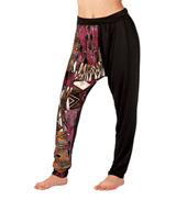 Adult Tribal Print Harem Pants