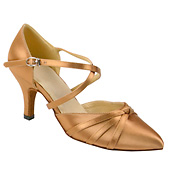 Ladies Professional Series Smooth Ballroom Shoe