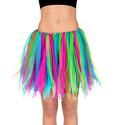 Adult Tattered Tutu Skirt