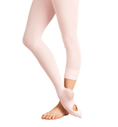 Adult Supplex TotalSTRETCH Supremely Soft Convertible Tights