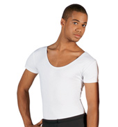 Mens Cap Sleeve Leotard
